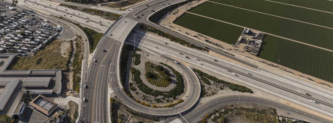 La Freeway Traffic Map.Go511 Com